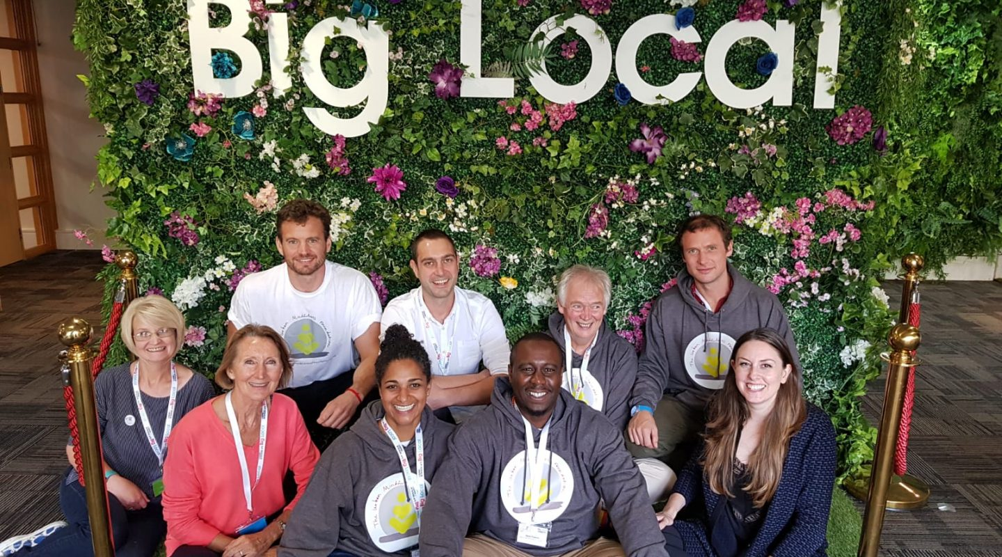 Urban Mindfullness Foundation  & Big Local Connects